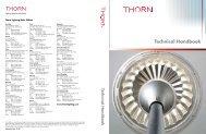 Technical Handbook - Thorn