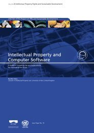 Intellectual Property and Computer Software, A ... - IPRsonline.org