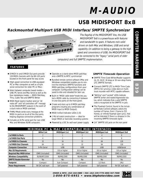 Midi Patchbay Mac