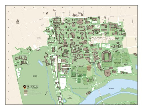 Campus Map - Princeton University on sweet briar campus map, texas lutheran campus map, stanford campus map, delta state campus map, north lamar campus map, william carey campus map, george mason campus map, chico state campus map, cardinal newman campus map, trinity campus map, pittsburg state campus map, upper iowa campus map, university of texas campus map, baylor campus map,