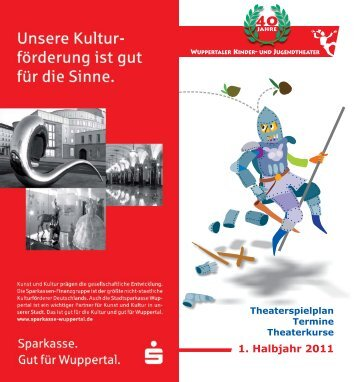 1. Halbjahr 2011 - Wuppertal, Kinder