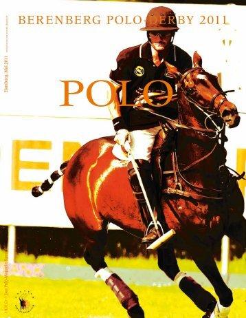 BerenBerg Polo-DerBy 2011 - Polo+10 Das Polo-Magazin