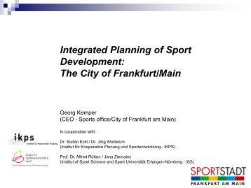 Integrated Planning of Sport Development - Impala-eu.org