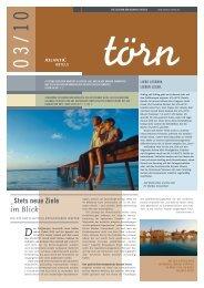 Ausgabe 03/10 - ATLANTIC Hotels