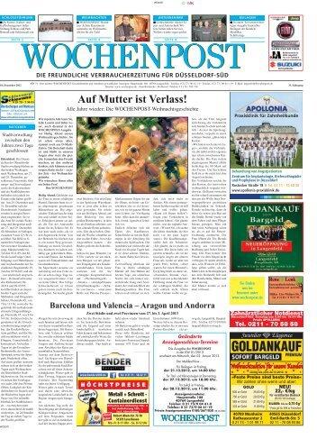 Duesseldorf-Sued 51-12 - Wochenpost
