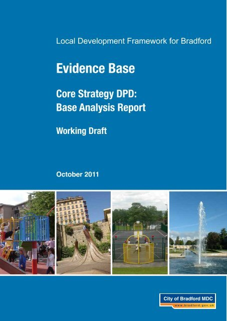 Core Strategy Baseline Analysis Study Bradford