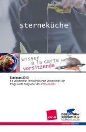Fit für den Vorsitz - DGB-Bildungswerk NRW e.V.