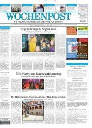 Erkrath 01-13 - Wochenpost
