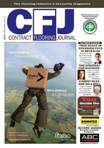 CFJ Dec (Cover) - Contract Flooring Journal
