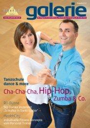 Cha-Cha-Cha, Hip-Hop, Zumba & Co. - Das Girardet Haus