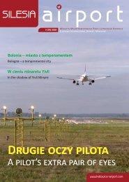 Drugie oczy pilota - Katowice Airport