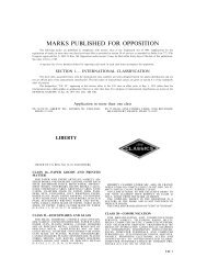 04 March 2003 - U.S. Patent and Trademark Office