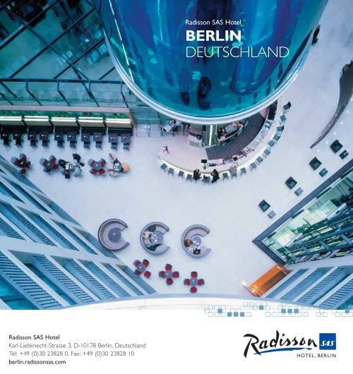 BERLIN DEUTSCHLAND - True Sale International GmbH