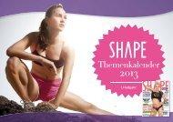 SHAPE Themenplan 1. HJ 2013