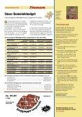 Gemeinde Info (1,82 MB) - Marktgemeinde Langenrohr - Page 5