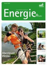 Energie+mehr - Stadtwerke Duisburg