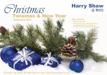 Twixmas & New Year - Harry Shaw Travel