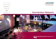 Convention Network - Meetings