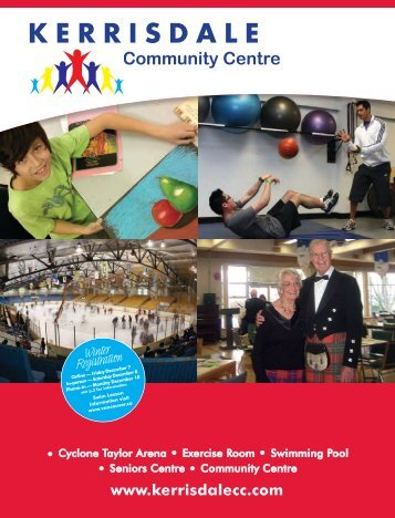 Kerrisdale Community Centre Recreation Guide ... - City of Vancouver