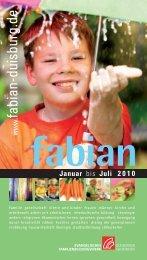 fabian 1-2010 - Evangelischer Kirchenkreis Duisburg