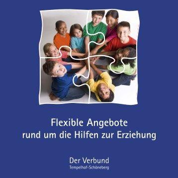 Flexible Angebote rund um die Hilfen zur Erziehung - KIDS eV Berlin