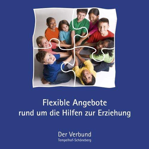Flexible Angebote Rund Um Die Hilfen Zur Erziehung Kids Ev Berlin