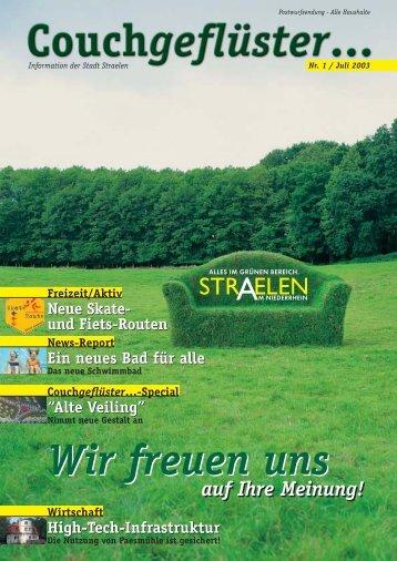 Ein neues Bad für alle - Stadt Straelen