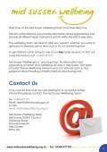 Physical Activity Directory - Mid Sussex Wellbeing - Mid Sussex ... - Page 3