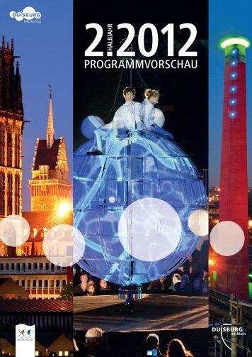 halbjahr 2.2012 - Duisburg nonstop