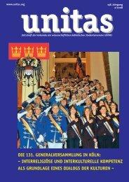Ausgabe 2/2008 - Unitas