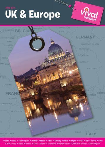 UK and Europe - Travelworld Inglewood
