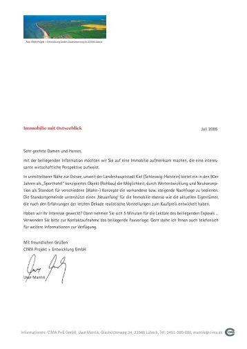 Konzept Hotel - CIMA Beratung + Management GmbH