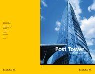 Post Tower - Deutsche Post DHL