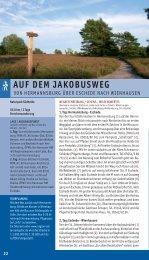 AUF DEM JAKOBUSWEG - Tourismus Region Hannover eV