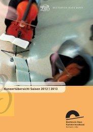 Programm_Saison_12_13.pdf - Beethoven-Haus Bonn