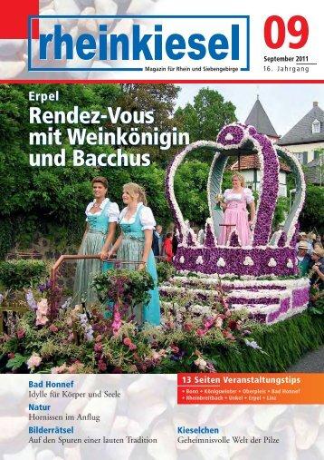 Ausgabe lesen - Rheinkiesel