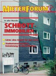 III/2011 - Mieterverein Dortmund und Umgebung eV