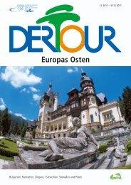 DERTOUR - Europas Osten - 2011 - Rom Tours