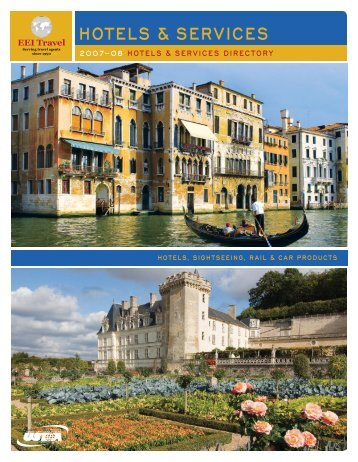 hotels & services - Europe Express