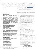 Pfarrbrief der Kath. Kirchengemeinde St. Elisabeth ... - Carolin Beyer - Page 6