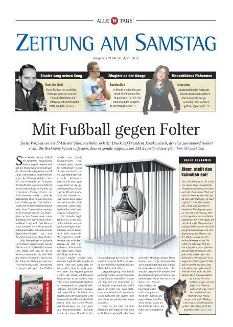 download - Zeitung am Samstag