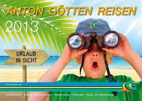 Grüße aus Playa de Aro - Anton Götten Reisen