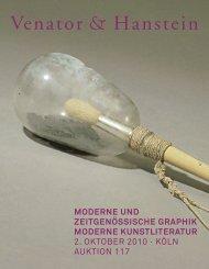 Venator & Hanstein, Kölner Buch- und ...