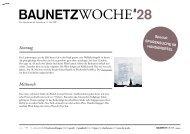 BAUNETZWOCHE#28