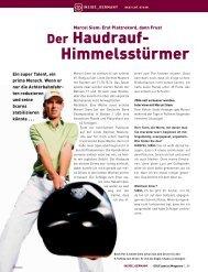 besseres Handicap Kieser Training ist die optimale ... - Golfparadise
