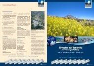 Silvester auf Teneriffa - LN-Hapag-Lloyd Reisebüro