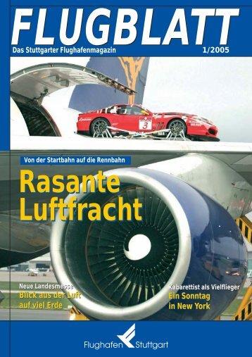 Flugblatt 1/05 - Stuttgart