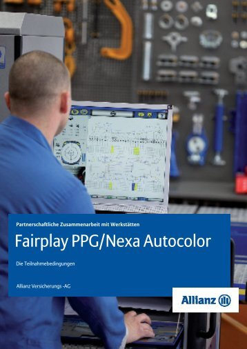 Fairplay PPG/Nexa Autocolor