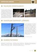 DorfZeITUNG Lermoos |Gemeinde - Gemeinde Lermoos - Land Tirol - Page 5