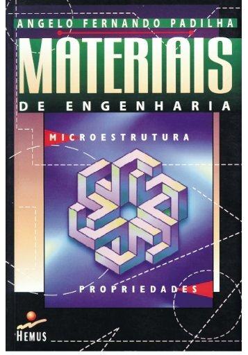 Padilha - Materiais de Engenharia.pdf - Professores da UFF